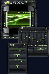 nvidia windows media player 10 s