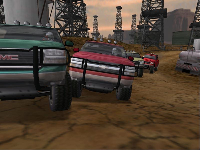 games 4x4 evolution nvidia